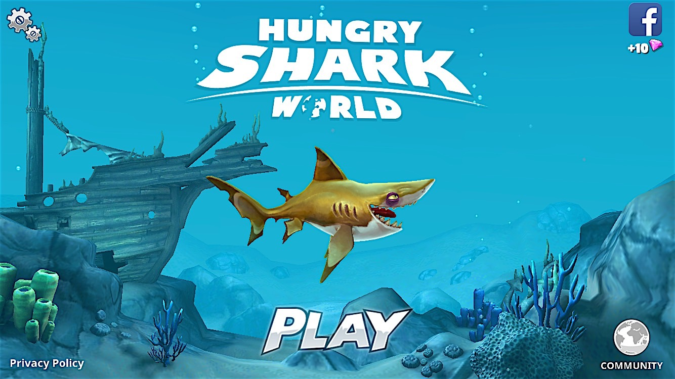 Hungry Shark World 18 Things to Know