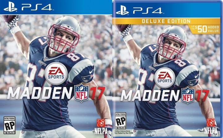 Madden 17 Editions and Options