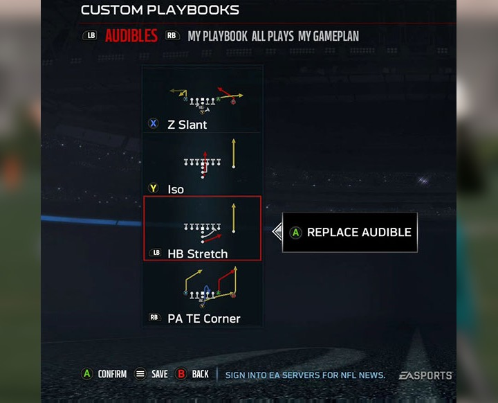 New PlayBook & Audible Options