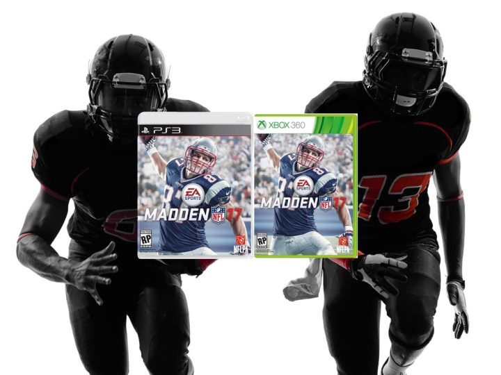 Madden 17 Xbox 360 & PS3