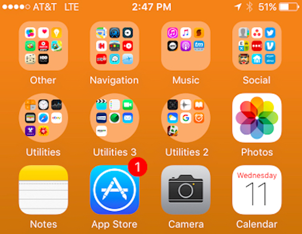 You Can Still Get Circular Folders