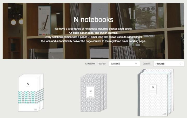 neo smartpen n2 notebooks