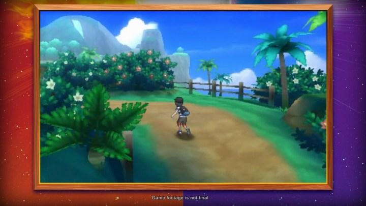 Pokémon Sun and Pokémon Moon Support 2D and 3D