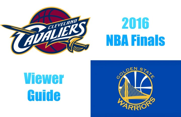 2016 NBA Finals live stream details, channel info and start time.