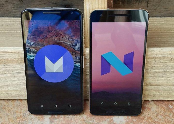 Nexus Android Nougat Release Details