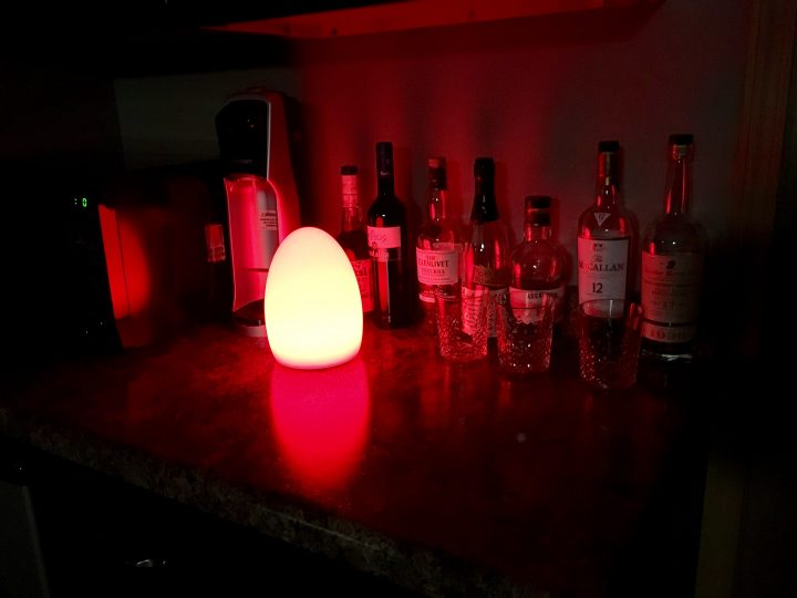 The Elgato Avea Flare is an amazing portable, dynamic mood light.