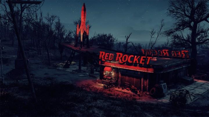 Rockin' Red Rocket