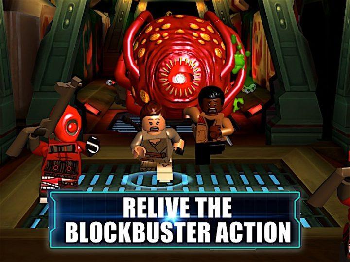 LEGO Star Wars The Force Awakens App - 5