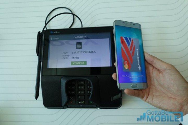 Use Samsung Pay