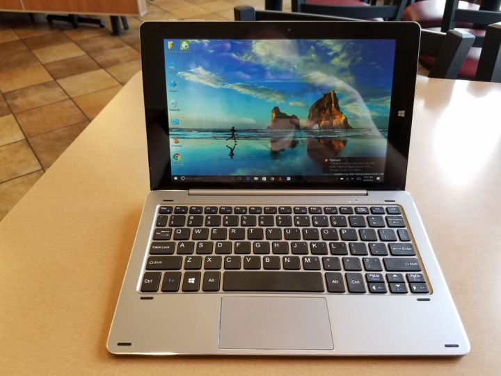 chuwi hibook dual boot 2 in 1 android windows tablet
