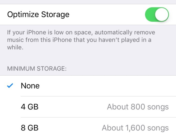 Get Back iPhone Storage in iOS 10