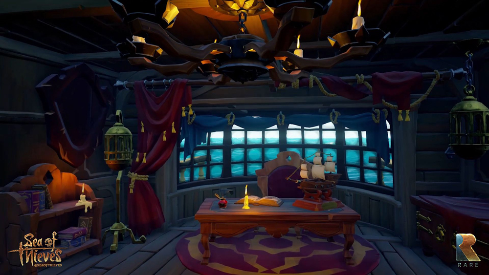 Sea of Thieves closed beta gets Xbox Play Anywhere features