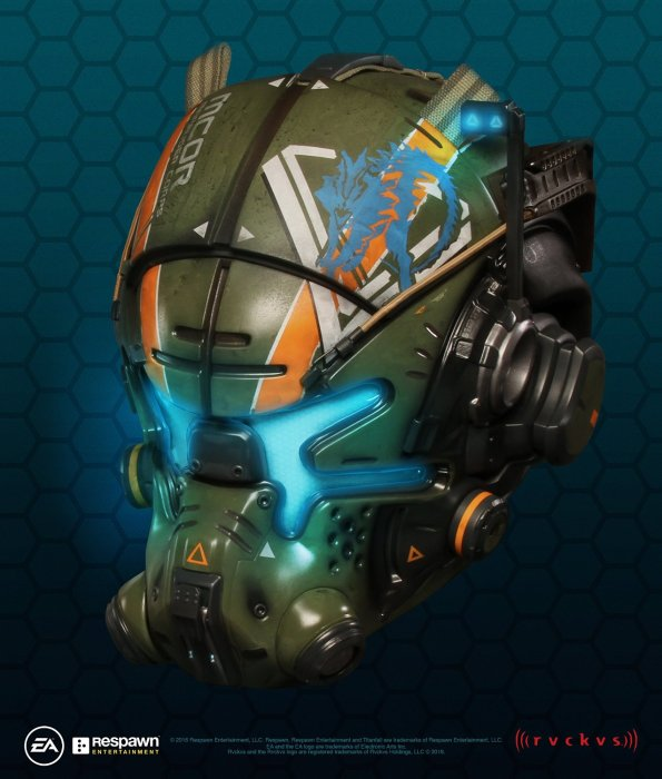 titanfall 2 vanguard helmet