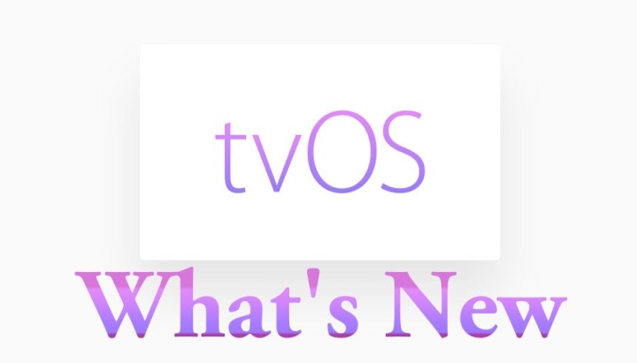 What's new in tvOS for 2016.