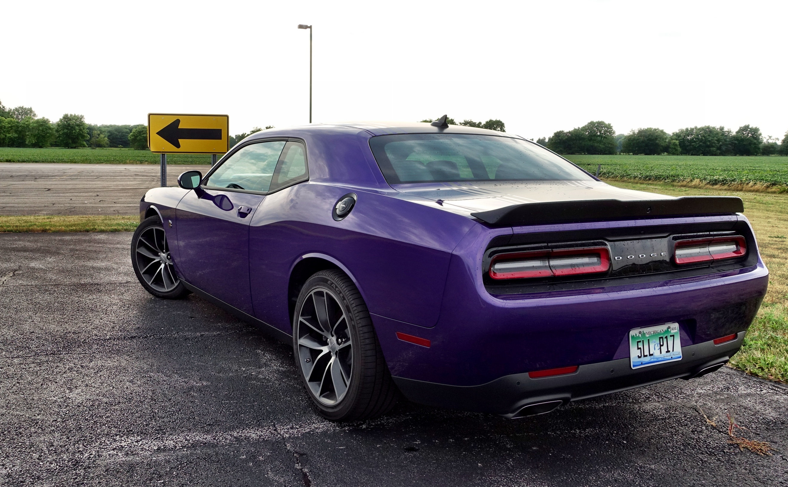 2016 Dodge Challenger Review 392 Hemi Scat Pack Shaker