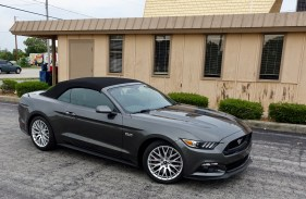 2016 Mustang GT Review Convertible - 11