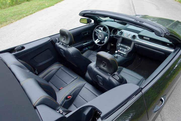 2016 Mustang GT Review Convertible - 3