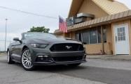 2016 Mustang GT Review Convertible - 9