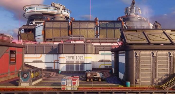 Cryogen Black Ops 3 DLC 3 Map