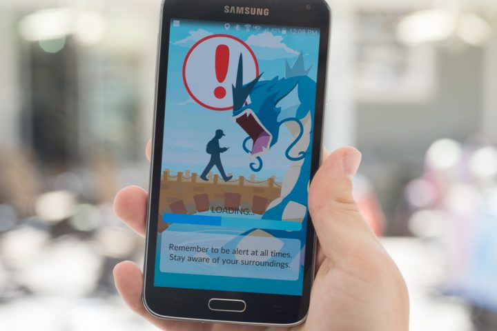 You won't believe what is happening when people explore in Pokémon Go. Randy Miramontez / Shutterstock.com
