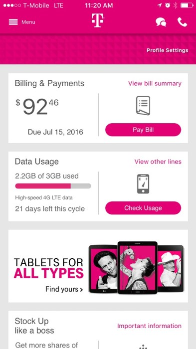 How to Add Data on T-Mobile USA (3)
