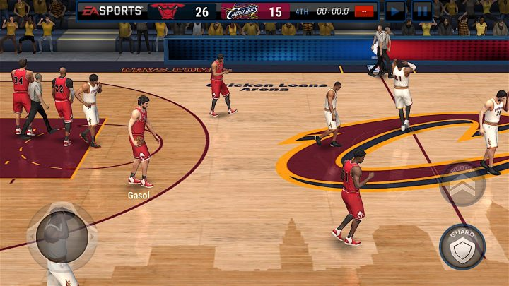 Don't trust NBA Live Mobile hacks and cheats.