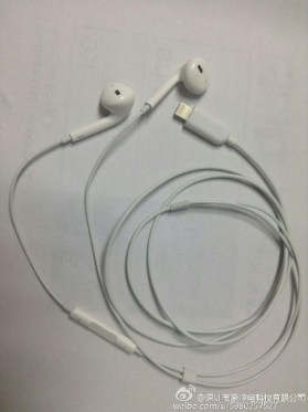 iPhone 7 lightning headphones - 2