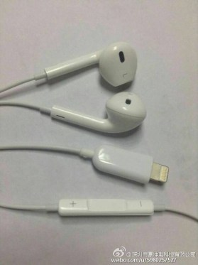 iPhone 7 lightning headphones - 3