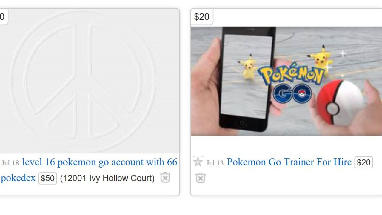 Pokémon GO Account Selling: 5 Things to Know