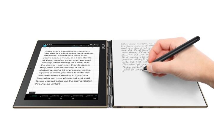 11_Yoga_Book_Handwriting_Digitized_Portrait_w_paper