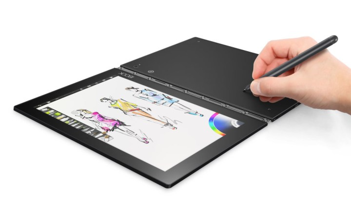 12_Yoga_Book_Painting_Creat_Mode_portrait_Drawing_Pad