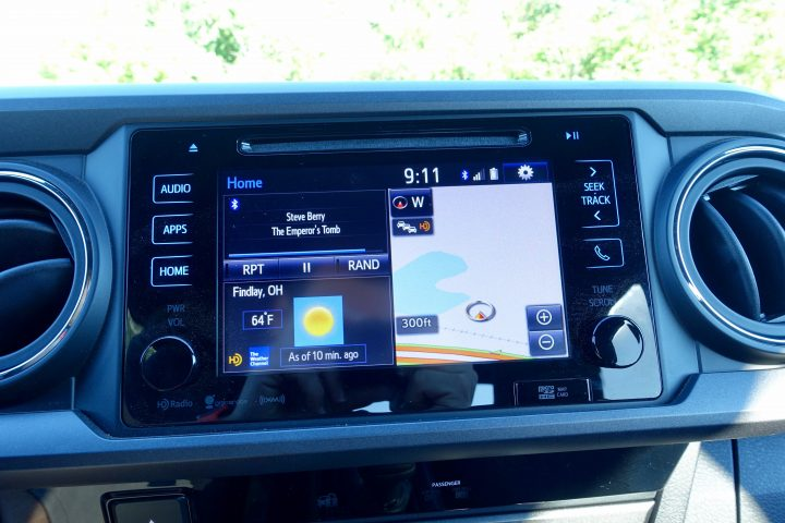 2016 Toyota Tacoma TRD Review - 12