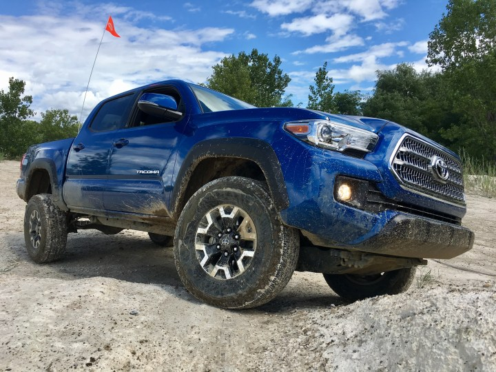 2016 Toyota Tacoma TRD Review - 14