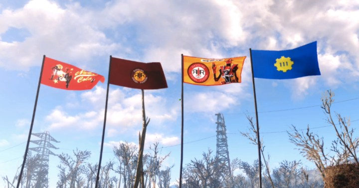 Flags of the Wasteland