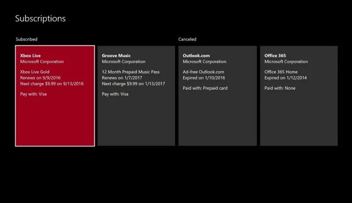 How to Cancel Xbox Live Gold (1)