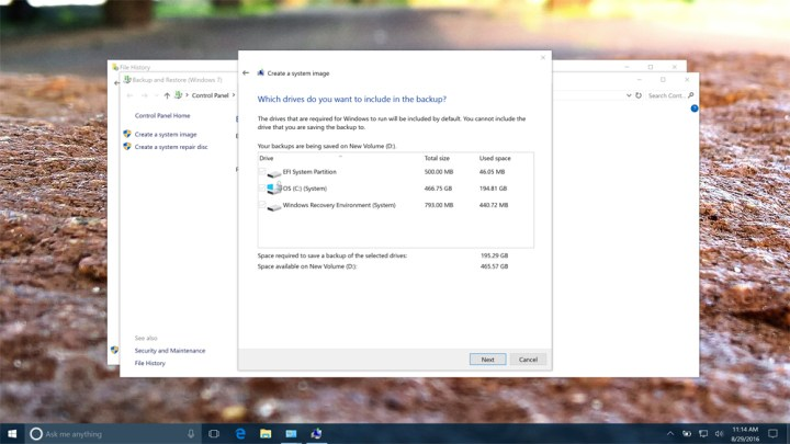 How to make a full backup of your windows 10 and windows 8.1 PC (9)