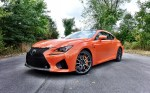 Lexus RC F Review Performance - 9