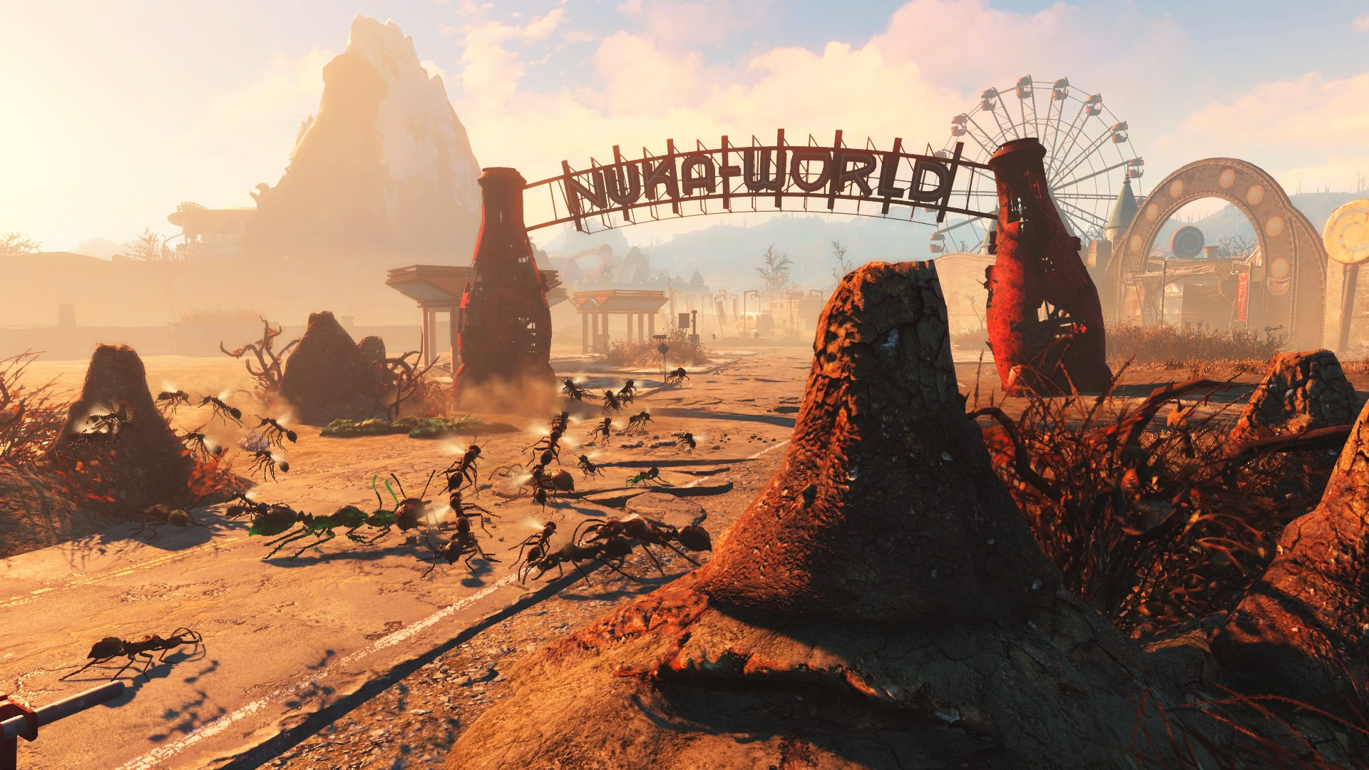 11 things to know about the fallout 4 nuka world dlc