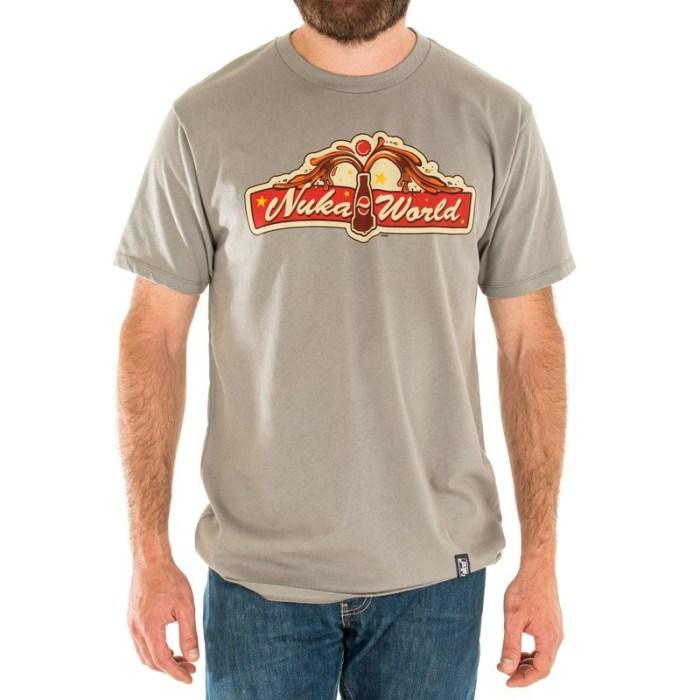Nuka World Shirt