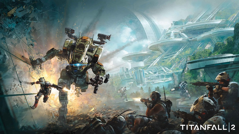 Free Titanfall 2 DLC Announced, Gameplay Trailer Revealed