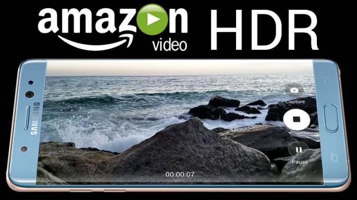 Mobile HDR Video