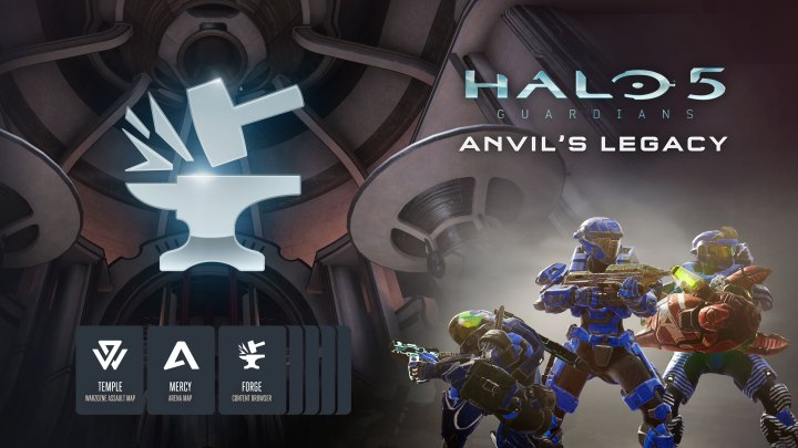 Anvil's Legacy September Halo 5 Update: All the Changes Detailed