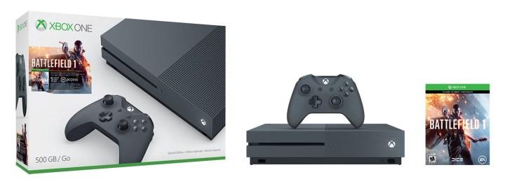Battlefield-1-Xbox-One-S-500GB-Storm-Grey