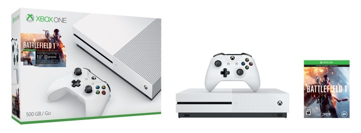 Battlefield-1-Xbox-One-S-500GB