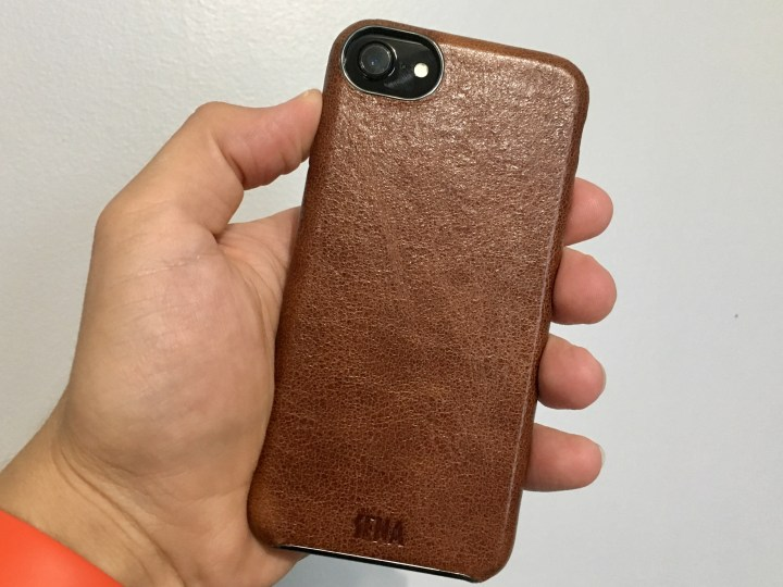 Sena Ultrathin Snap-On Leather iPhone 7 Case