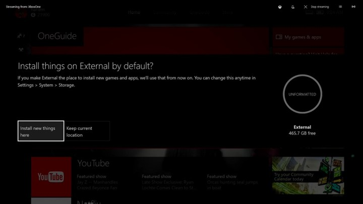 How to Add a Hard Drive to Xbox One for More Storage (4)