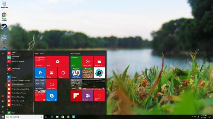 How to Find Internet Explorer in Windows 10 (2)