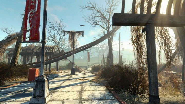 Fallout 4 1.8 Update Problems