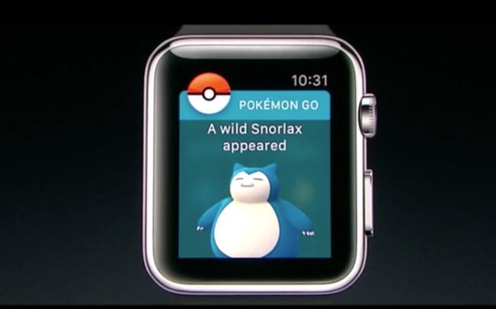 Pokemon GO for Apple Watch (1)