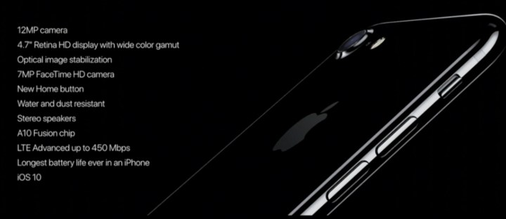 iPhone 7 vs Galaxy S7: Software, Specs, Price & More